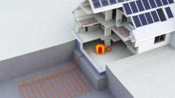 géothermie résidentielle